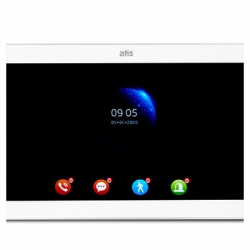 Видеодомофон ATIS AD-1070FHD Black, White