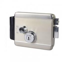 Комплект: видеодомофон+электромеханический замок