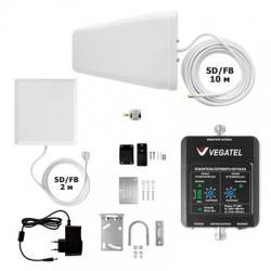 Комплект VEGATEL VT-1800-kit (дом, LED)