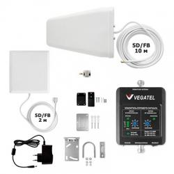 Комплект VEGATEL VT2-900E-kit (дом, LED)